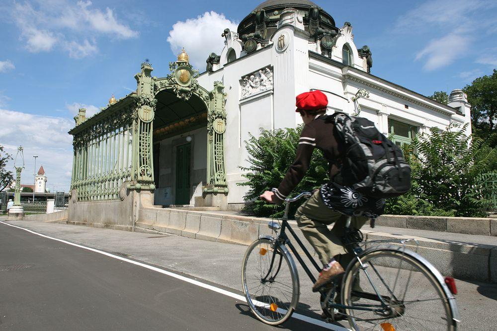 Radtour Passau-Wien - Radwege Wien